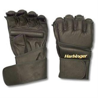 Harbinger Men's WristWrap Bag Gloves